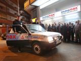 El equipo Immomax ya ha salido al Panda Raid 2017