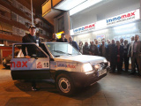 Das Immomax Team unterwegs zur Panda Raid