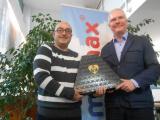 Wir gratulieren Ricardo Hurtado zu seinen 15 Jahren bei Immomax Castelldefels