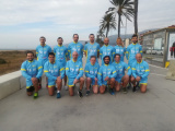 The Sedentaris-Immomax running team has had a successful year 2018